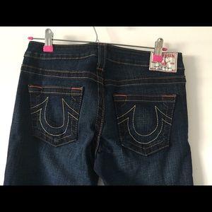 True Religion Jeans Johnny Size 28 x 34